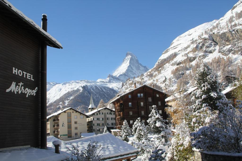 Star Hotel Zermatt Switzerland