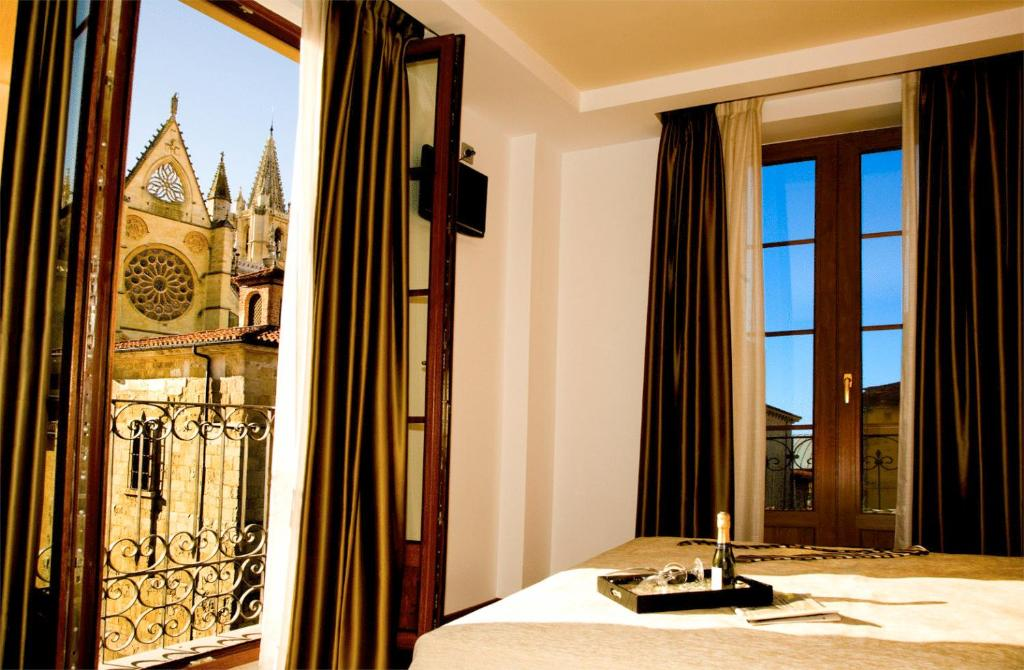 boutique hotels in león  27