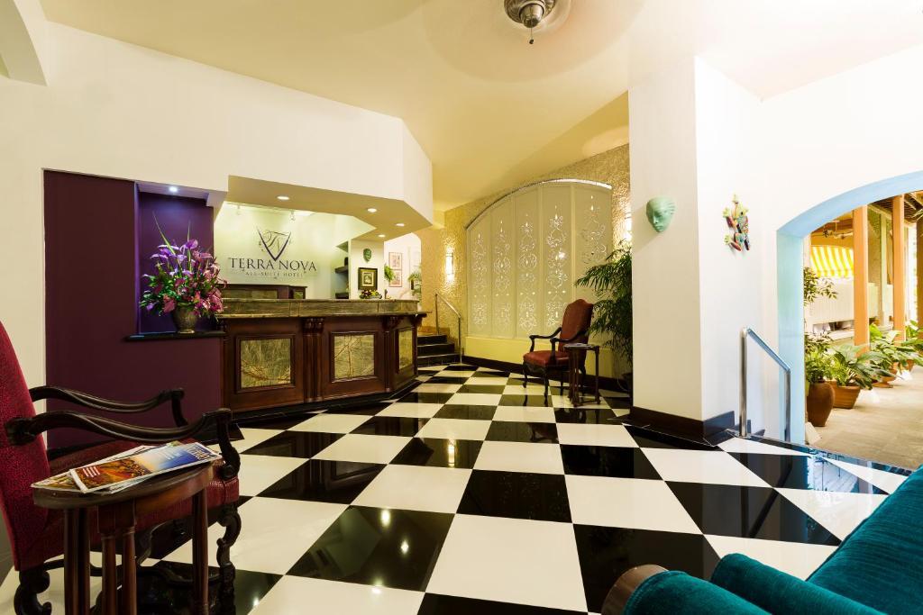 テラ ノヴァ オール スイート ホテル(Terra Nova All Suite Hotel)