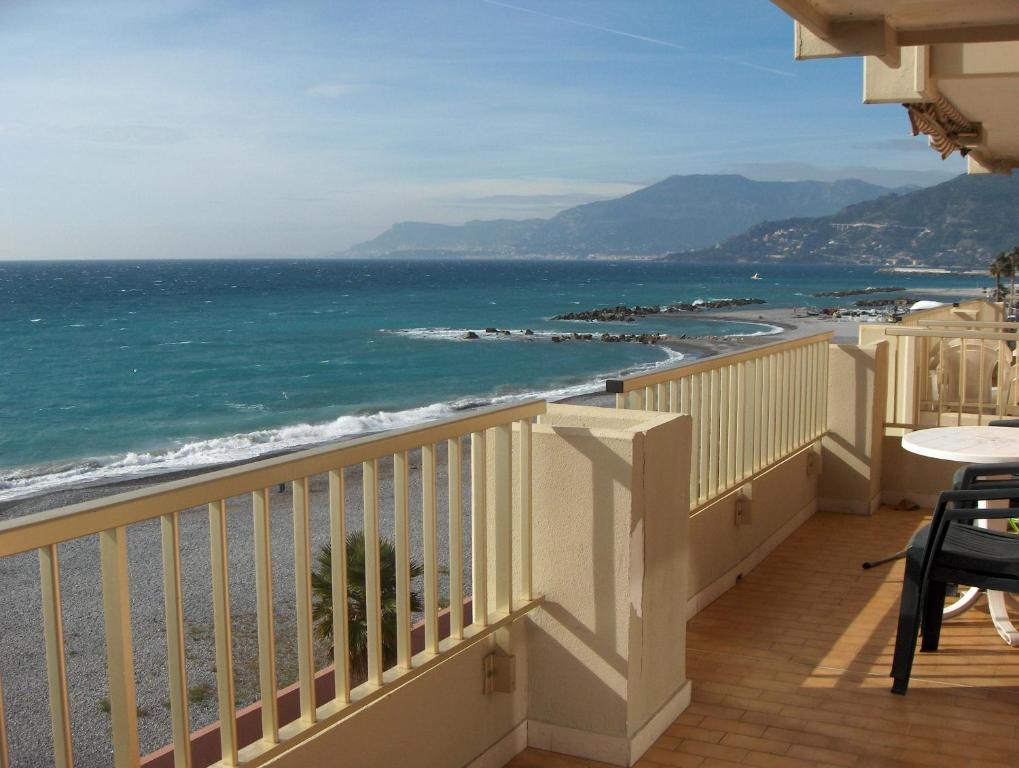 Apartments in Ventimiglia near the sea
