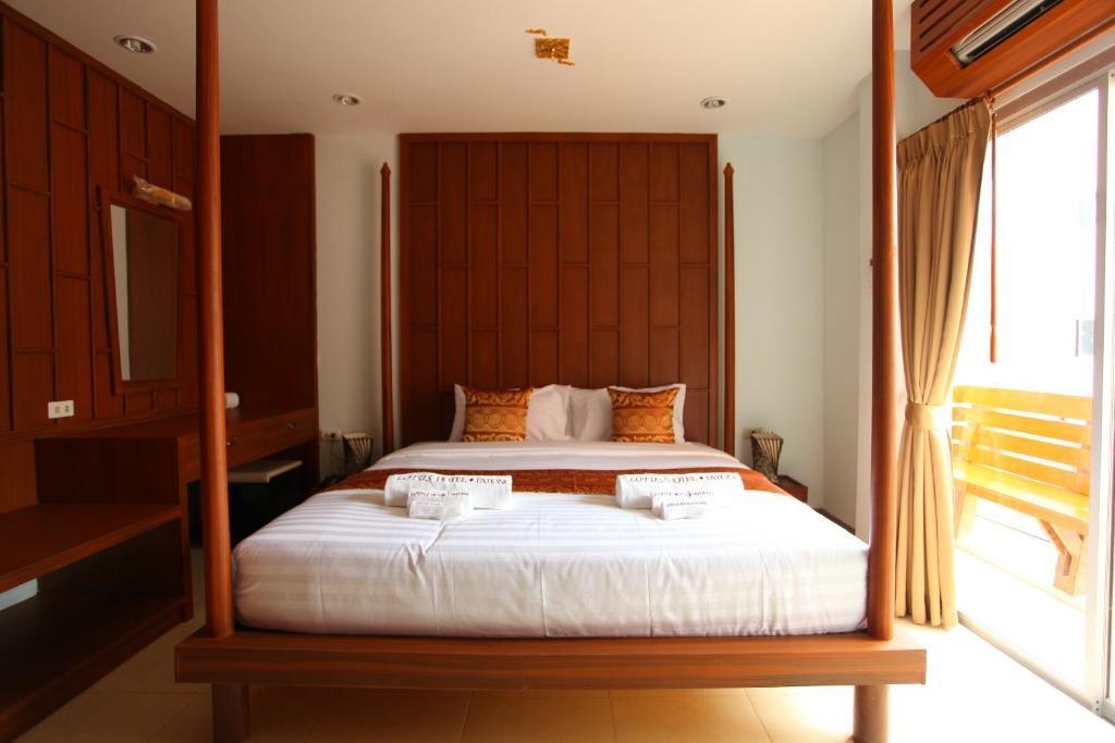 Lotus Hotel Patong Patong Beach Thailand Booking Com
