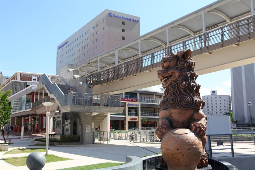 經濟型飯店所在的建築