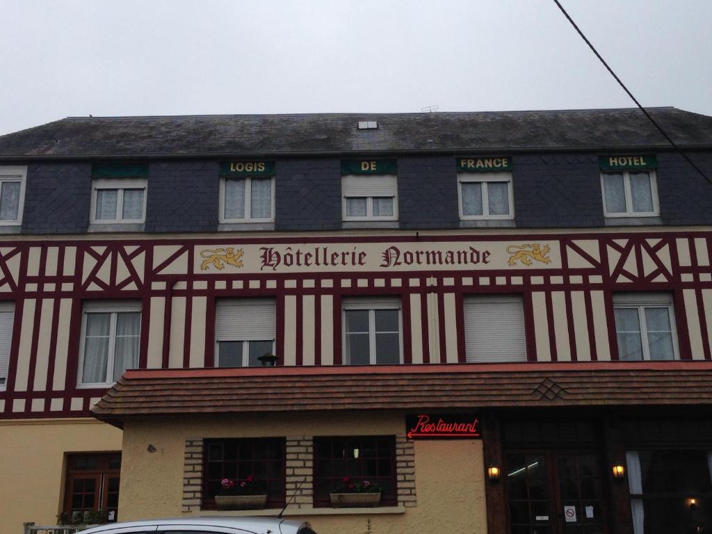 Hotellerie Normande