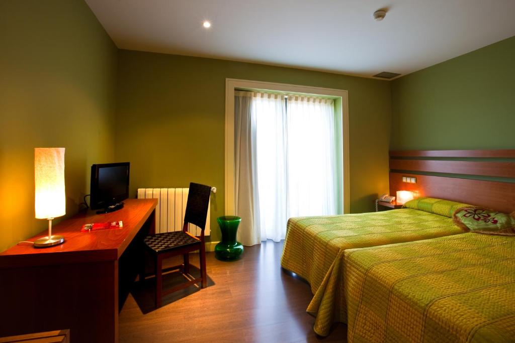 boutique hotels cercedilla  42