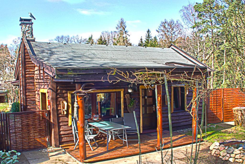 Ferienhaus Norwegisches Holzhaus Deutschland Neuruppin Booking Com