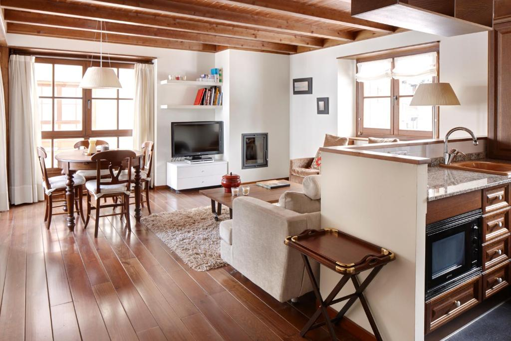 Apartamentos Val de Ruda fotografía