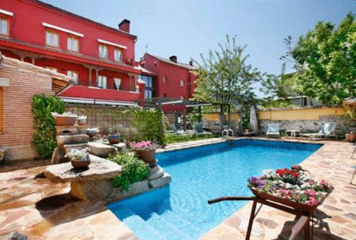 boutique hotels in community of madrid  103