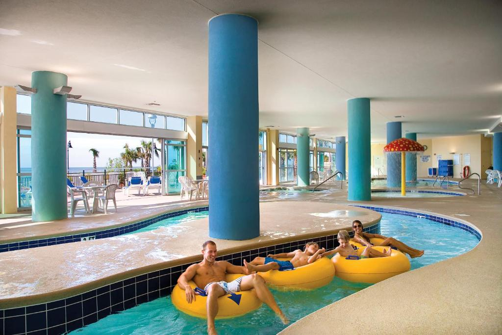Lazy River Picture Of Bermuda Sands Motel Myrtle Beach Tripadvisor Bay View Resort Updated 2018 Prices