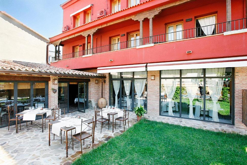 boutique hotels in robledo de chavela  1