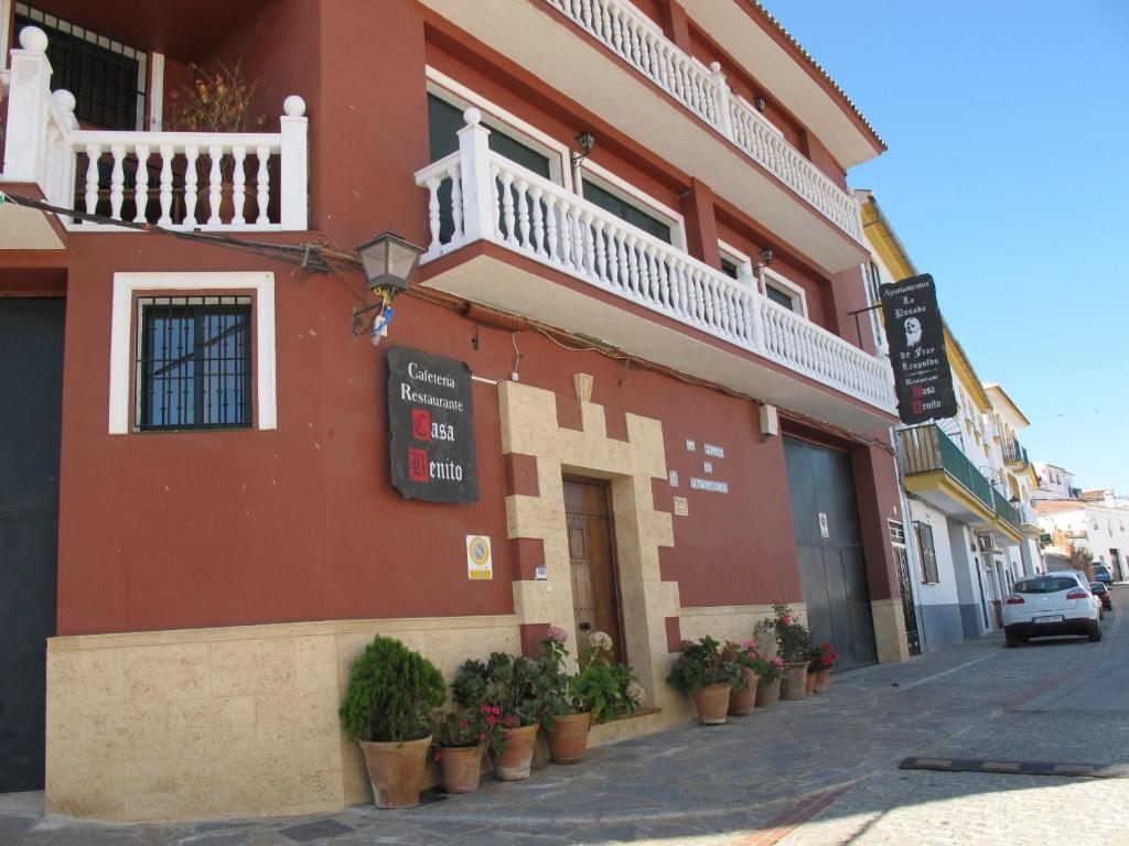 Apartments In Pujerra Andalucía