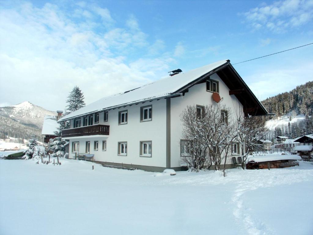 Gästehaus Wallmann im Winter