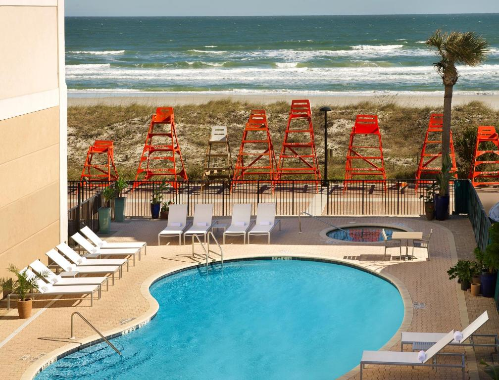 Four Points By Sheraton Jacksonville Beachfront Beach Updated 2018 Prices