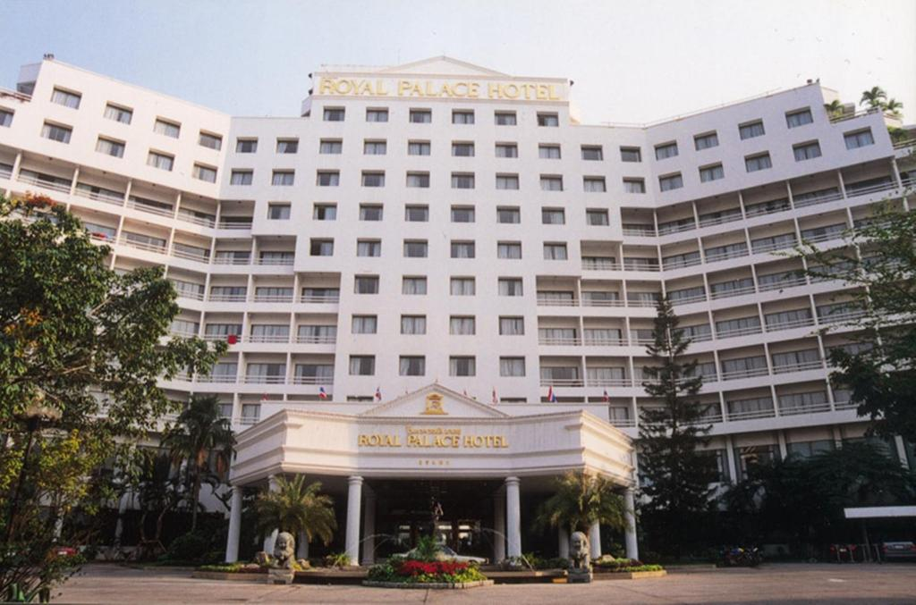 Royal palace hotel pattaya central thailand for Central reservation hotel