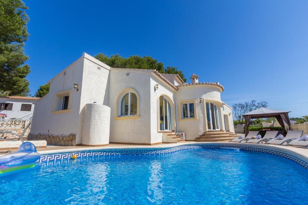Abahana Villa Bonita Calpe