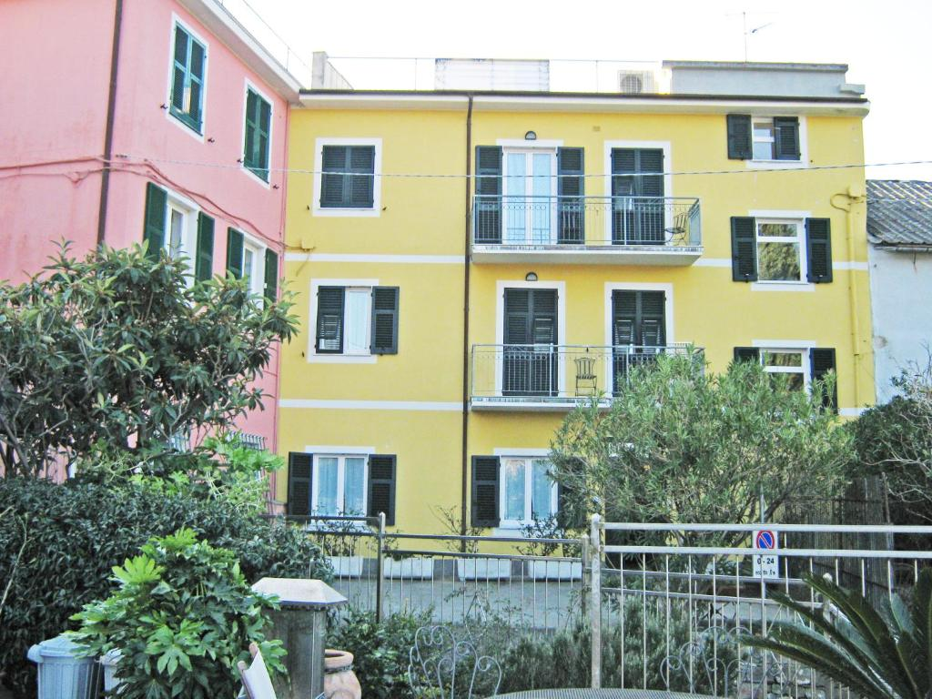 Residence cielo e mare moneglia italy for Hotel moneglia