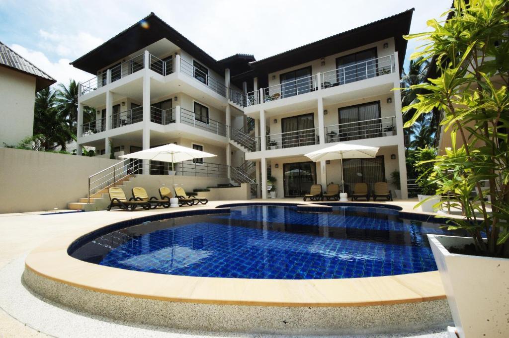 Apartments In Ban Sa Ket Koh Samui