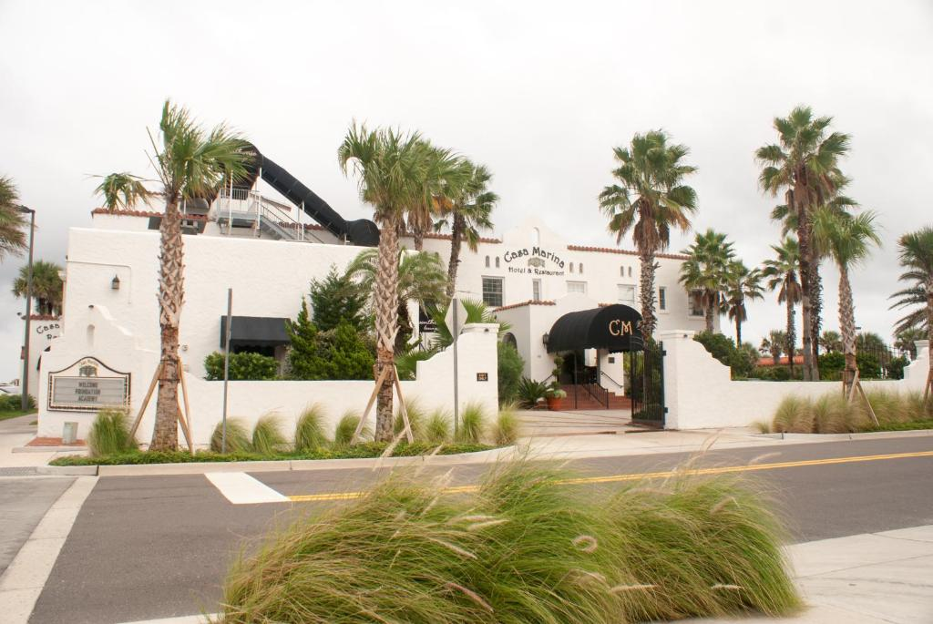 Casa Marina Hotel Restaurant Jacksonville Beach Reserve Now Gallery Image Of This Property