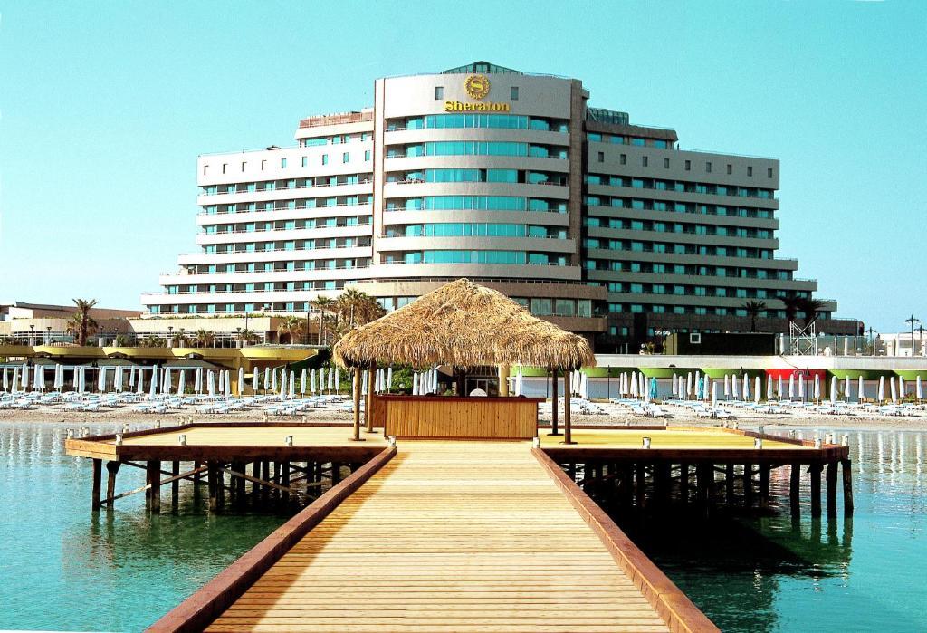 آشنایی با دو هتل معروف ترکیه