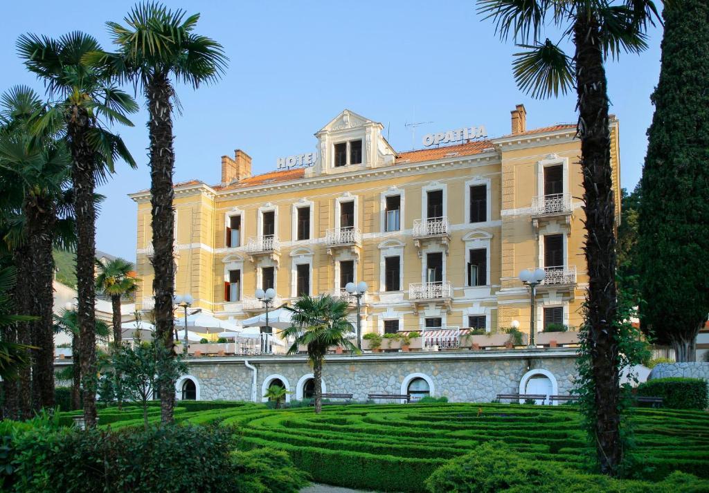 Hotel Opatija Booking