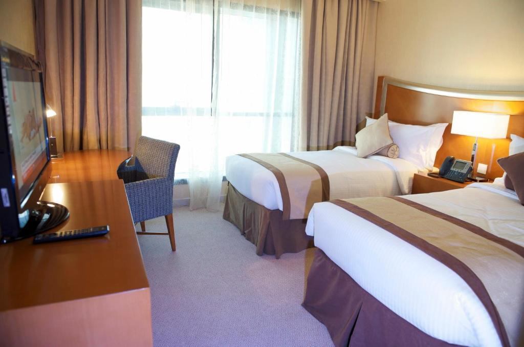 Appart'hôtel Grand Belle Vue Dubai (Émirats Dubaï ...