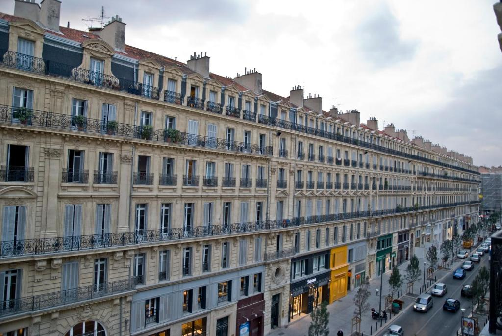 Appartement L Apart Haussmannien Frankrijk Marseille Booking Com