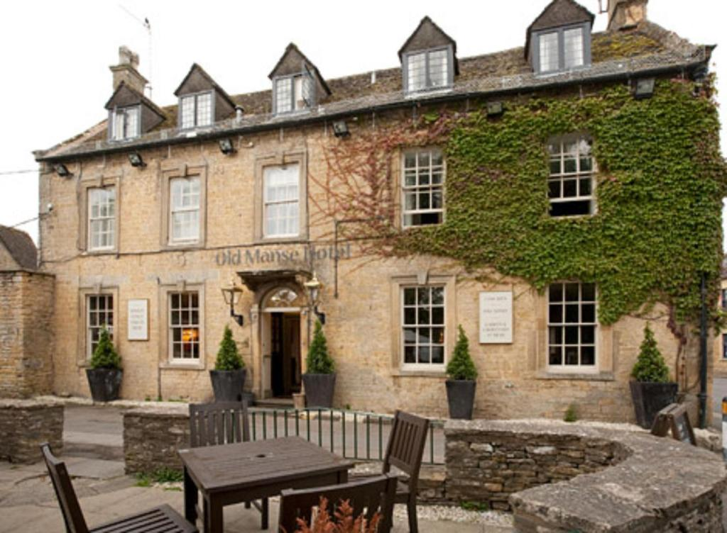 Old manse hotel bourton on the water uk for Hotel reserver