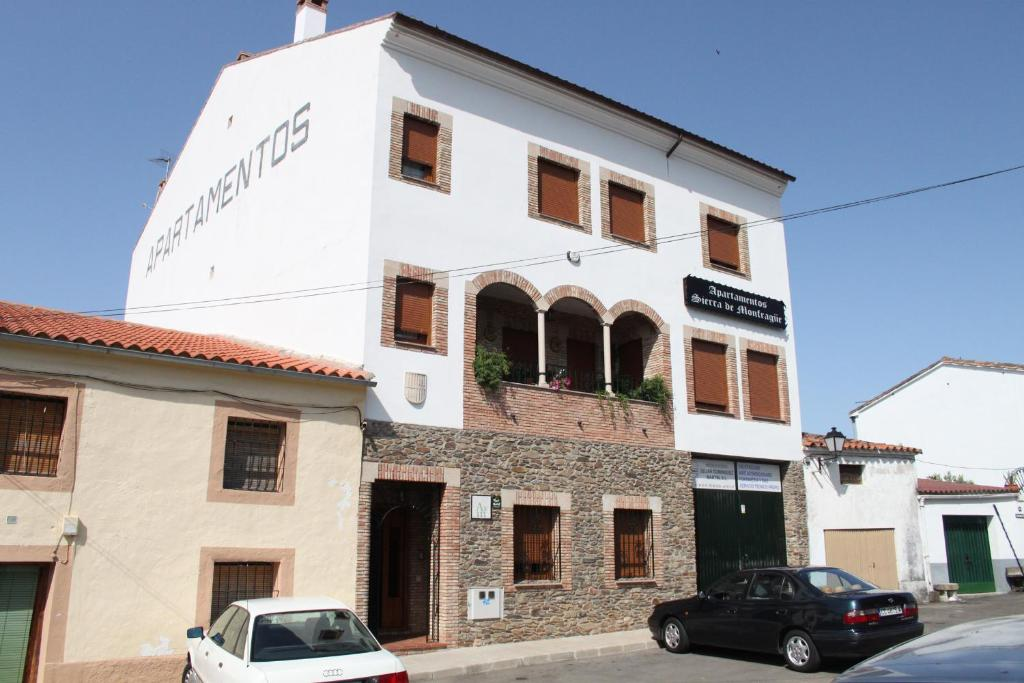 Apartments In Monroy Extremadura