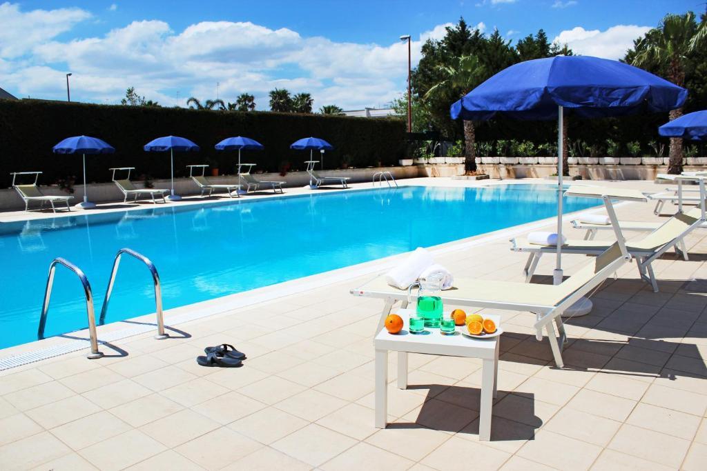 Nearby hotel : Residence Oasi Salento