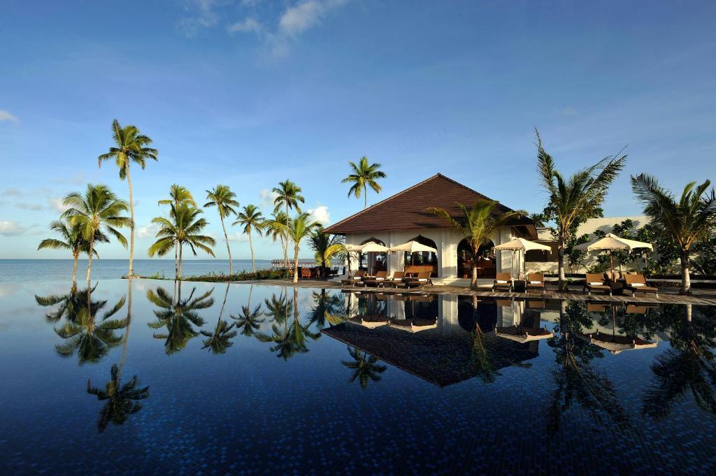 Piscina de la sau aproape de The Residence Zanzibar