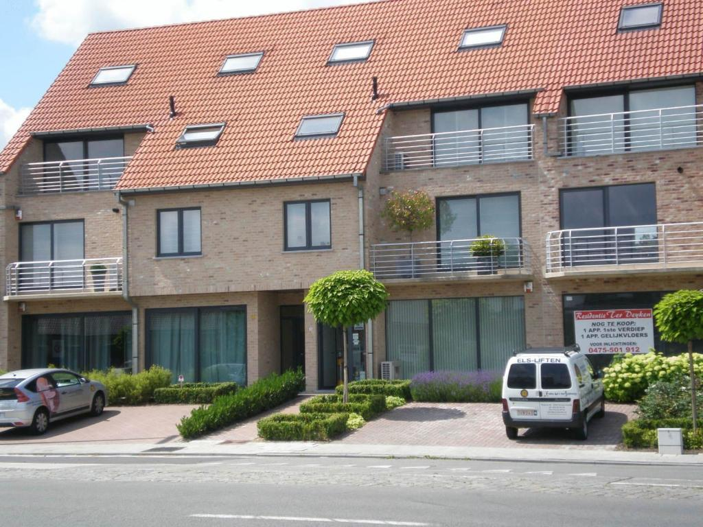 Apartments In Dekpriem East-flanders