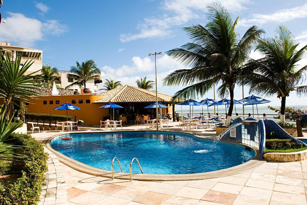 Coral Azul Praia ~ Praia Azul Mar Hotel, Natal, Brazil Booking com