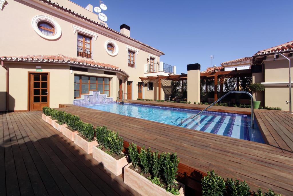 boutique hotels in málaga  40
