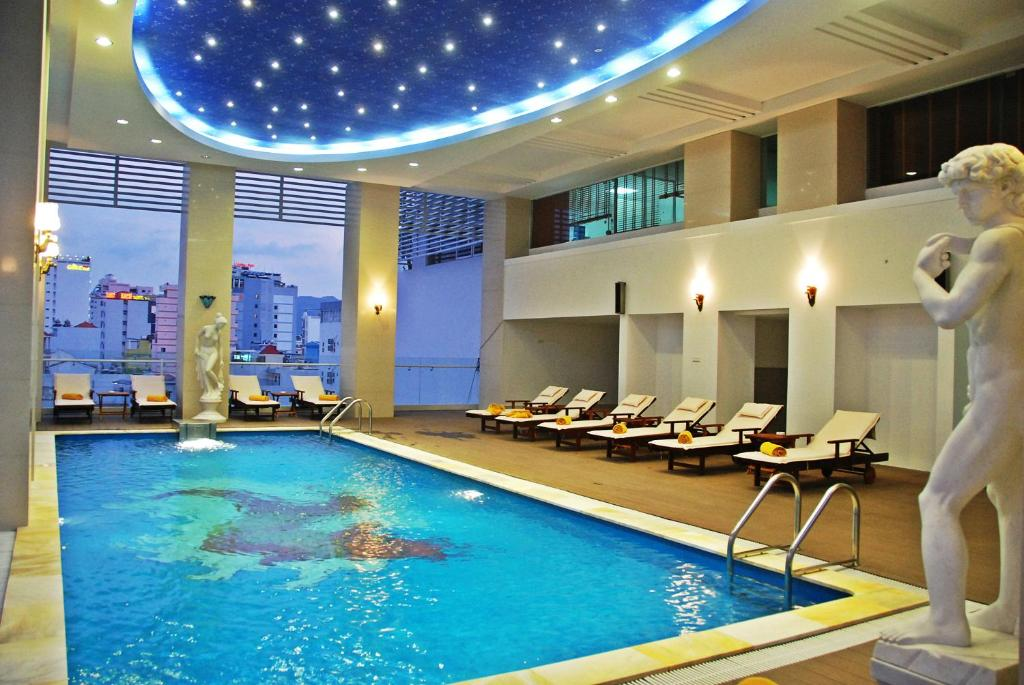 Hotel Green World Nha Trang Vietnam Booking Com