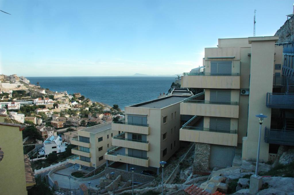 Apartamento cap blanc espagne cullera for Reservation hotel en espagne gratuit