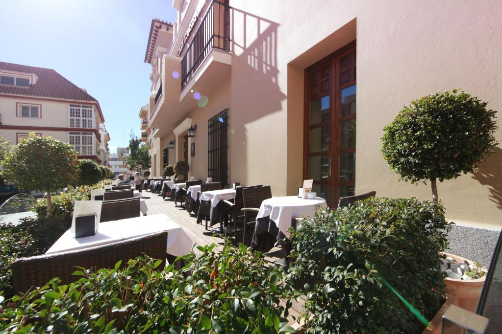 boutique hotels in málaga  209