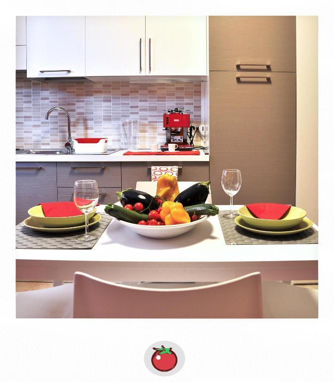 Villa franca mini appartamenti bisceglie italy for Mini arredo bisceglie