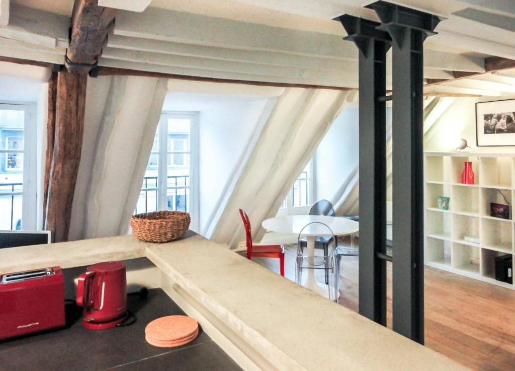 Appartement montmartre paris france for Appartement paris