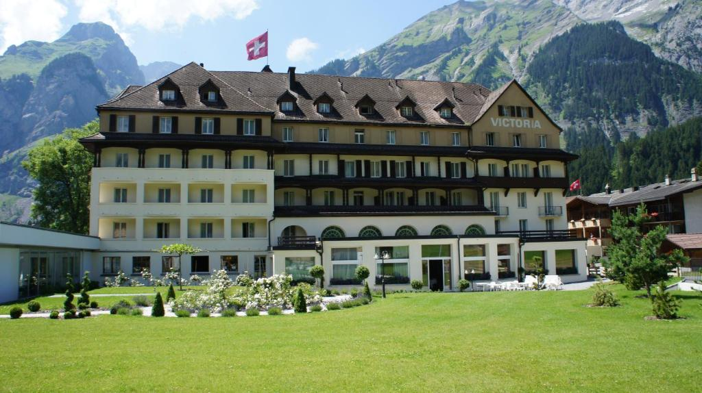 Hotel bello epoque victoria kandersteg switzerland for Epoque hotel