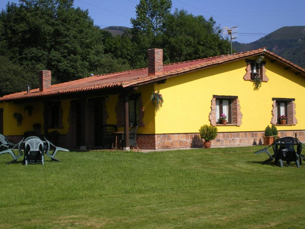 Imagen del Apartamentos Rurales El Buxu
