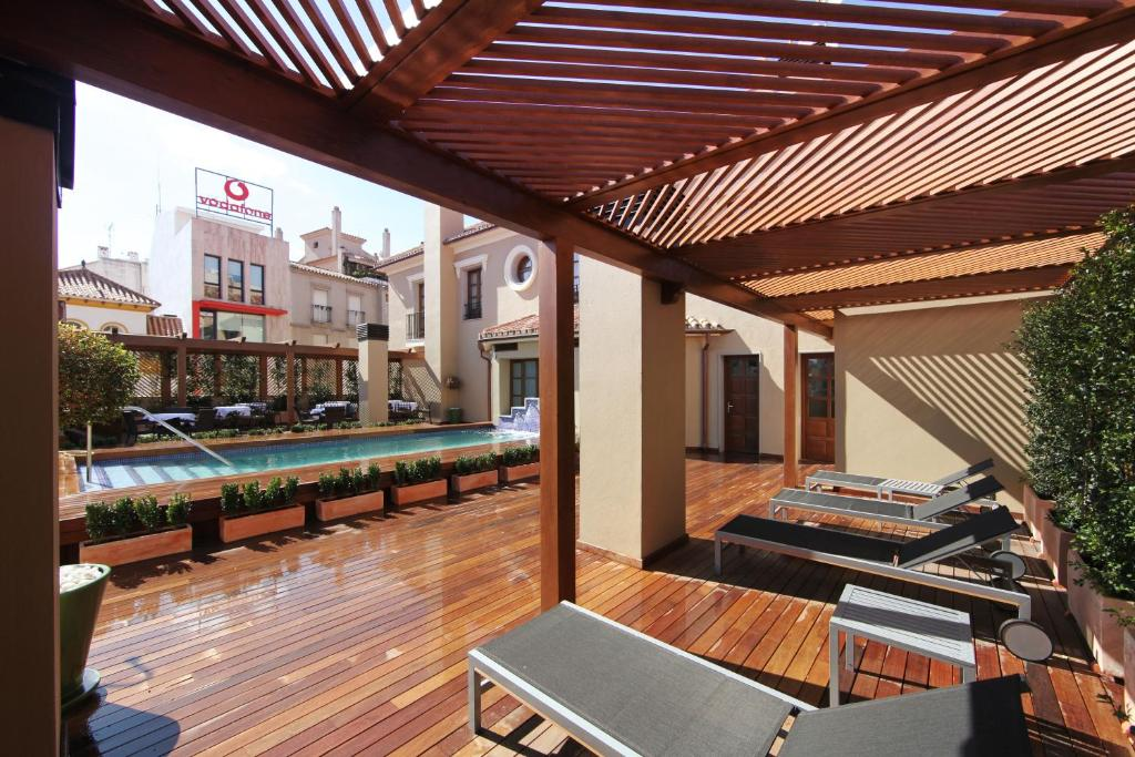 boutique hotels in málaga  208