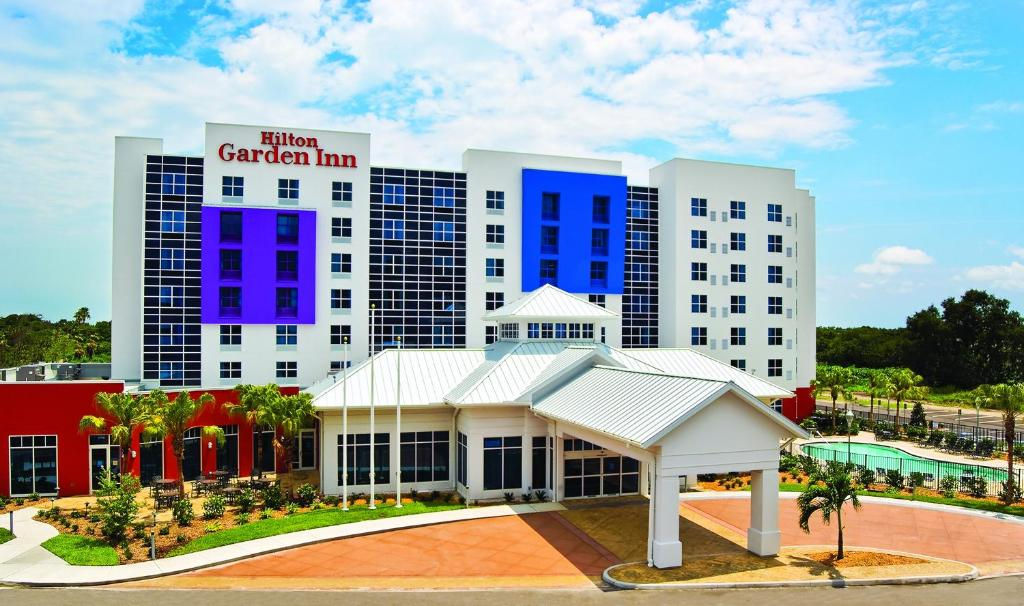 Hilton Garden Inn Tampa Airport/Westshore Reserve Now. Gallery Image Of  This Property ...