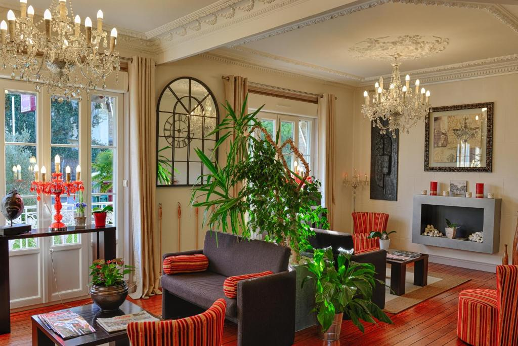 Hôtel Villa Cap D'ail, La Baule – Tarifs 2018 on