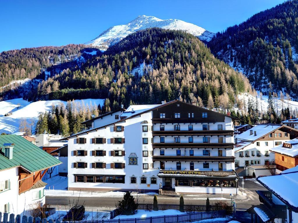 Hotel Arlberg St Anton Austria