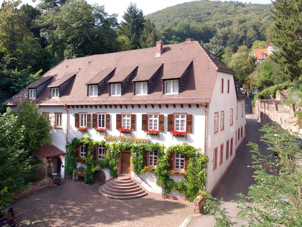 Hotel Hirschgasse Heidelberg (Deutschland Heidelberg) - Booking.com