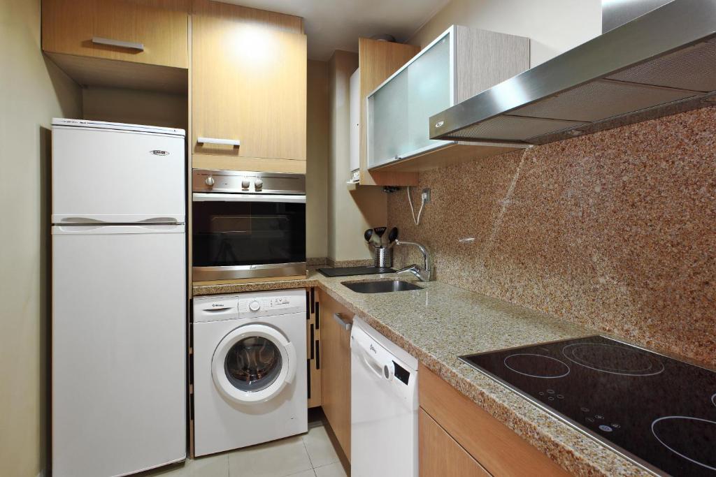 Apartamentos BCN PORT foto
