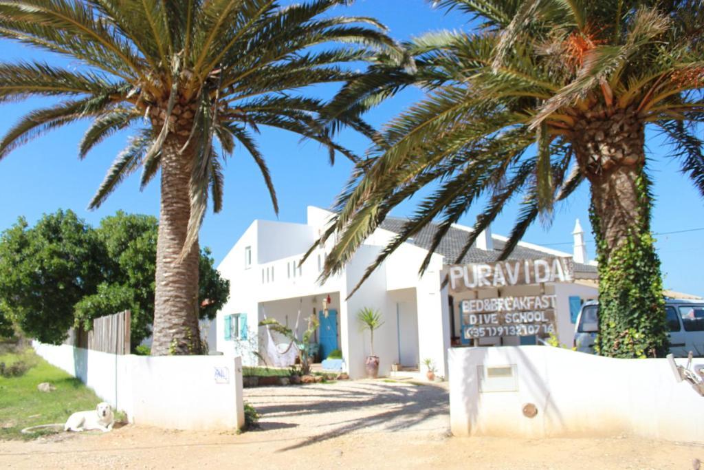 B&B PuraVida Divehouse - Sagres - Algarve - Portugal
