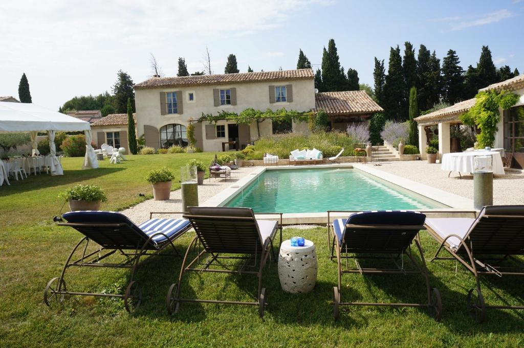 Villa Mas Saint Rmy De Provence SaintRmyDeProvence France