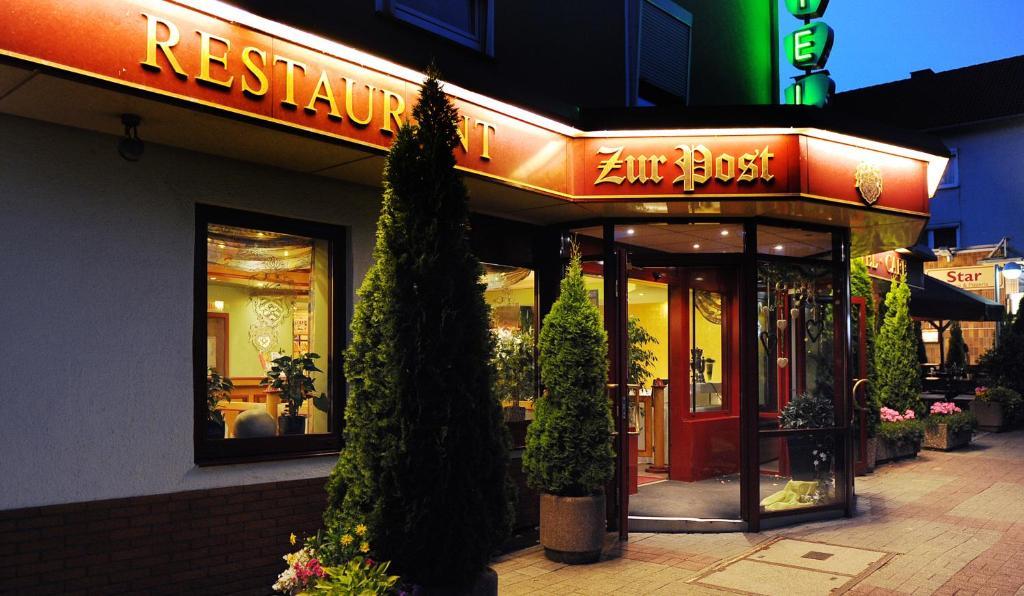 Hotel Zur Post Lohfelden Deutschland Kassel Bookingcom