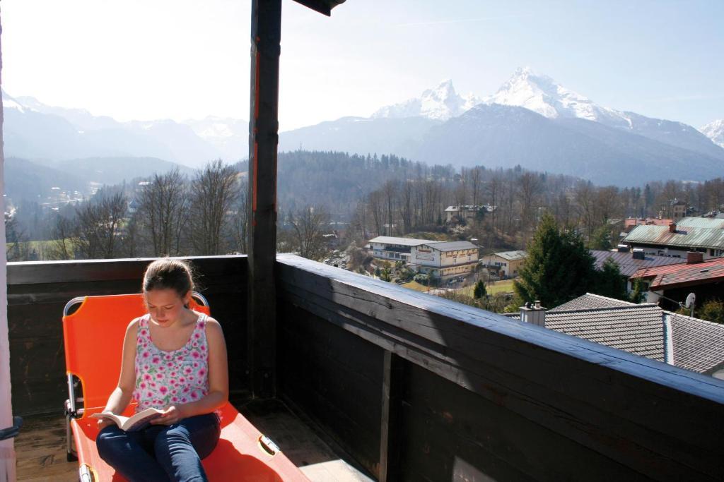 Ferienwohnung haus am berg deutschland berchtesgaden for Modernes haus am berg