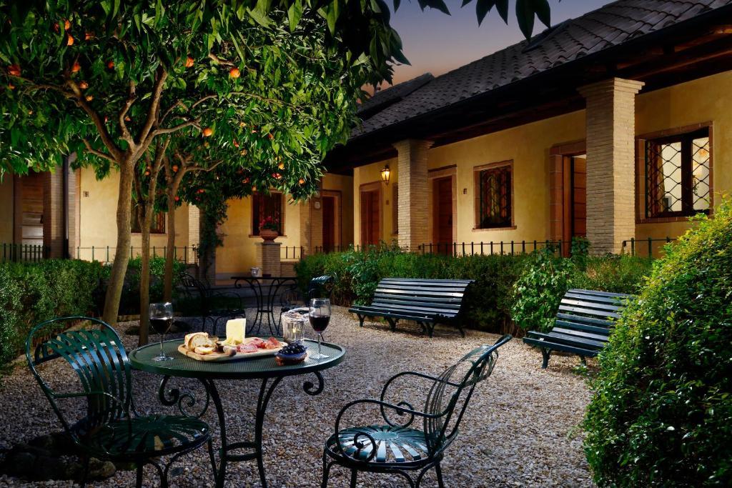 Hotel santa maria rome italy for Hotel trastevere rome